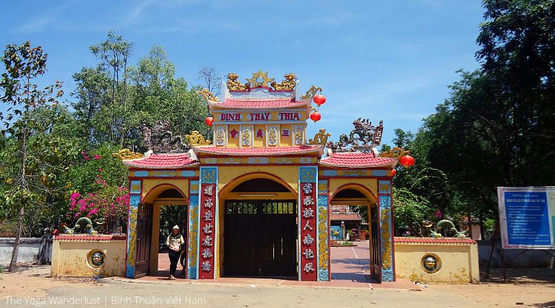 Du lịch phượt Bình Thuận