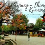 Chuẩn bị gì khi đi du lịch Lệ Giang – Shangrila -Côn Minh