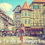 Things to do in Kuala Lumpur – Malaysia