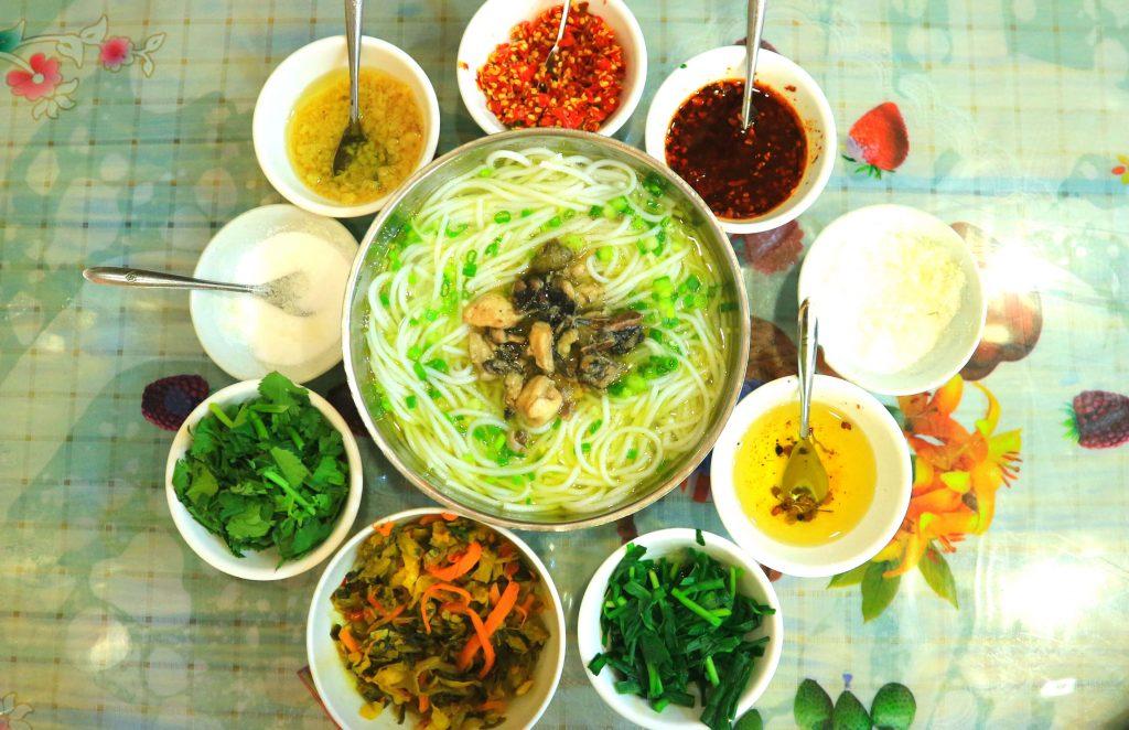 le giang food