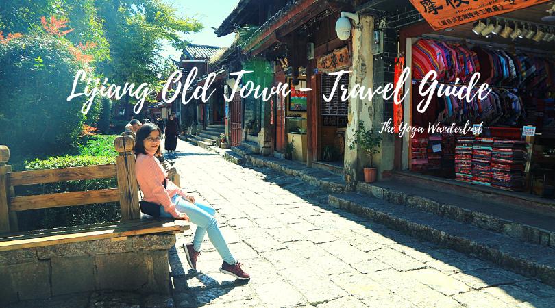 Du lịch Lệ Giang, Trung Quốc