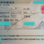 Làm Visa du lịch Trung Quốc tại Malaysia cho người Việt Nam