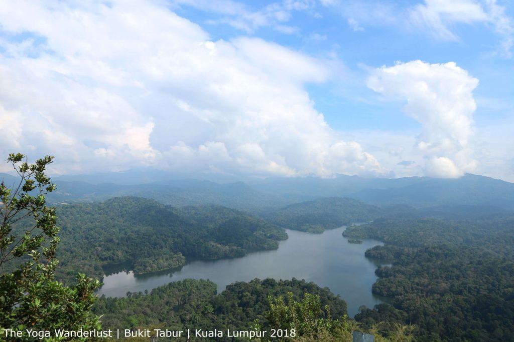 Trekking Bukit Tabur Malaysia