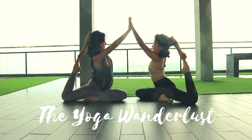 The Yoga Wanderlust