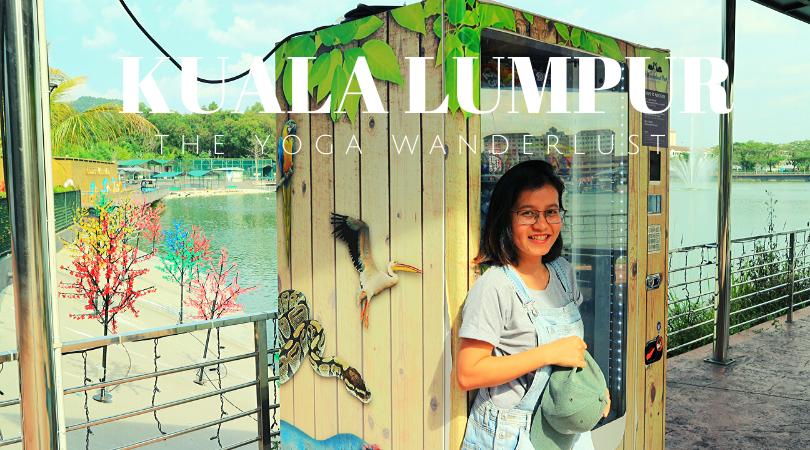 Cuối Tuần ở Kuala Lumpur đi đâu và làm gì