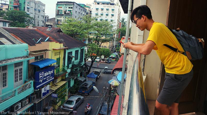 Du lịch Yangon