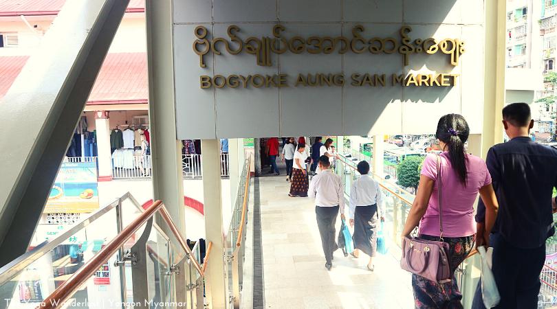 Du Lịch Yangon Myanmar
