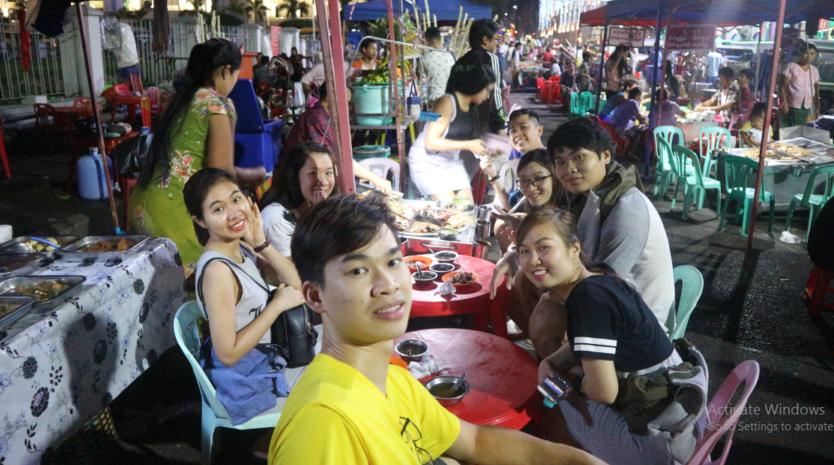 du lich Yangon