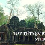 Du Lịch Bụi Siem Reap – Khám Phá Thánh Địa Phật Giáo Angkor Wat