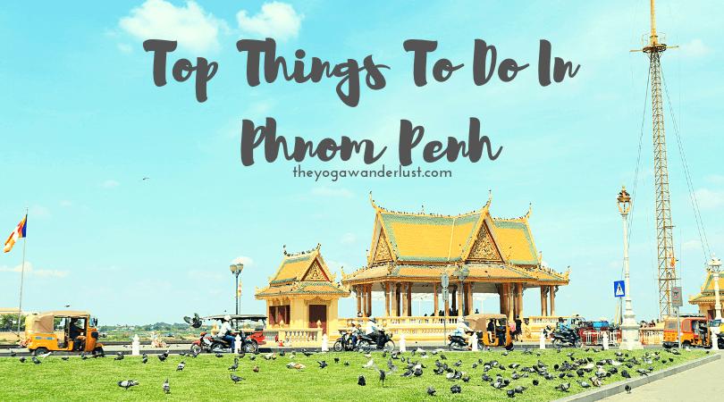 Du Lịch Phnom Penh, Cambodia