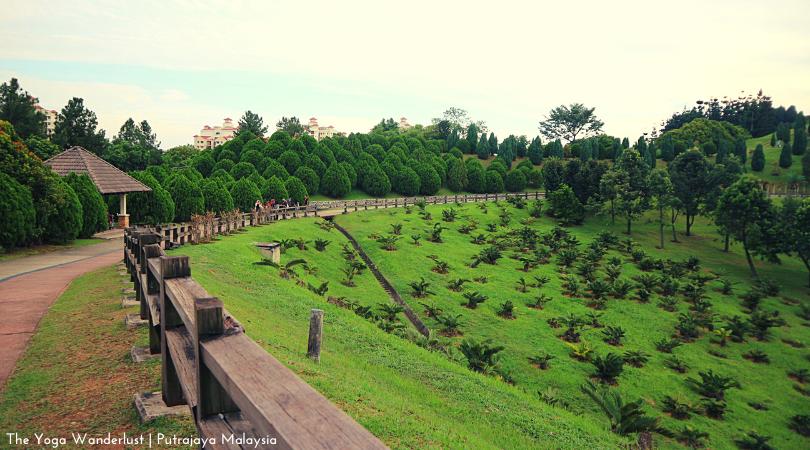 Taman Saujana Hijau Putrajaya Malaysia
